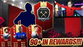 FIFA 19: MEINE ELITE FUT CHAMPIONS REWARDS! 90+ WALKOUT IM PACK OPENING 🔥🔥 FIFA 19 Ultimate Team