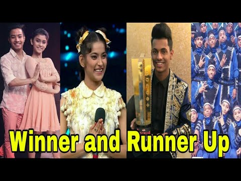 Dance Plus 4 Winner and Runner Up 1st 2nd 3rd  YES INDIA