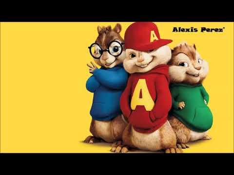 Alvin & Las Ardillas - Mi Niña Traviesa (Luis Coronel)