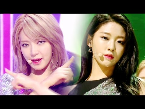 《Comeback Special》 AOA - Bing Bing (빙빙) @인기가요 Inkigayo 20170108 thumbnail
