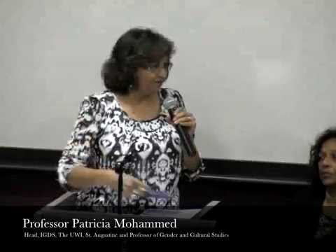 Prof. Patricia Mohammed — Influencing Policy and Transforming Culture