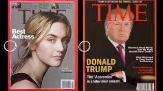 Breaking down Trump's fake TIME magazine cover