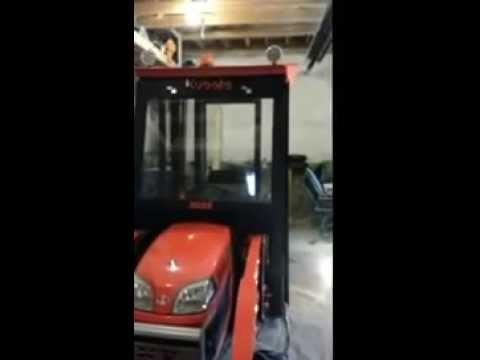 BX25 DIY Tractor CAB