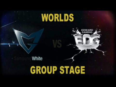 SSW vs EDG - 2014 World Championship Groups A and B D4G6