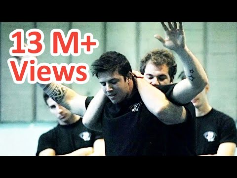 KRAV MAGA TRAINING • How to escape the Full Nelson Image 1
