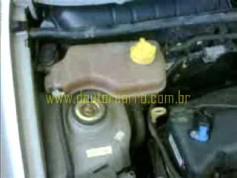 Dr CARRO   Dica reservatório agua radiador Fiesta Ka Ecosport