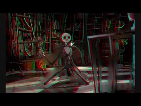 Películas 3D, Vistazo al pasado y futuro - Lentes Rojo/Azul - 720p HD - by francoibello