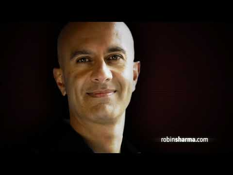 Robin Sharma on How to Get Up Early - 5 Tips On How To Wake Up Early