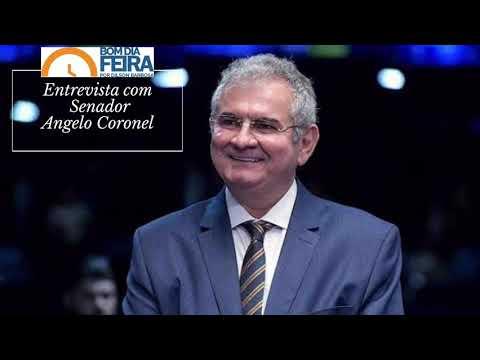 'Tenho a impressão que o presidente sofre de algum distúrbio mental' diz Angelo Coronel