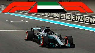 Und der GEWINNER ist... | Abu Dhabi 2/2 🎮 F1 2017 S2 #38