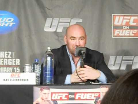UFC: Diego, Diego & More Diego Sanchez - Post Fight Pt. 5 (Feb. 15, 2012) Image 1
