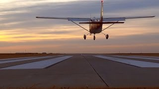 Cessna 172 Flights at Smith Center, Kansas
