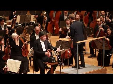 Alan Gilbert's Guide to the Orchestra in Tokyo, 02/11/2014