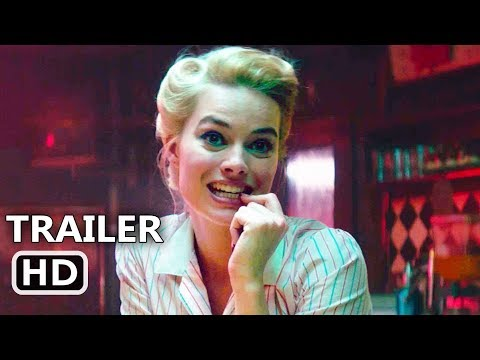 TERMINAL Official TV Spot Trailer (2018) Margot Robbie, Simon Pegg Movie HD