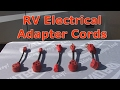 Must Have RV Electrical Adapter Cords