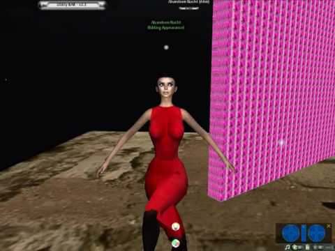 Abandoon Nacht - Copy Bot in Second Life- Parte 1