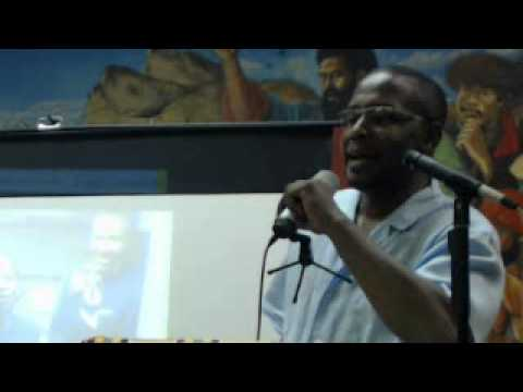 ATTORNEY MALIK ZULU SHABAZZ : PAN - AFRICANISM OR PERISH