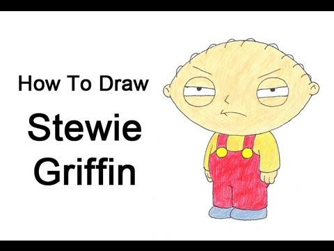 Fun to Draw Griffin How to Draw Stewie Griffin