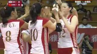 100921 2nd Asian Cup CHN vs KOR 6/6