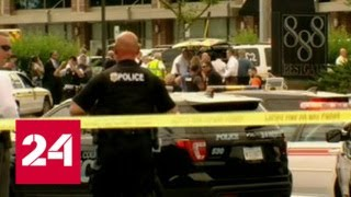 Число жертв стрельбы в Аннаполисе возросло до 6 - Россия 24