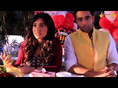 Youngistan Stars Jackky Bhagnani & Neha Sharma Celebrate Valentines Day - Exclusive Interview video