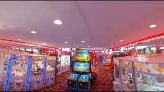 Xiaomi Mijia 360 Sphere   Short 360 test Clip   Amusement Arcade