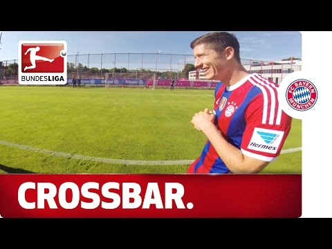 Watch crossbar challenge borussia m nchengladbach for Küchenstudio m nchengladbach