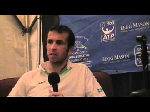 Legg Mason Uncut Video: Radek Stepanek
