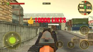 Mission Counter Attack FPS level 6 HD graphic 2018