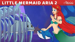 The Little Mermaid - Baby Shark | Series Episode 2 | Fairy Tales and Bedtime Stories For Kids