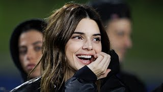 Kendall Jenner Reacts To Rams Fans Dissing Her At NFL Game
