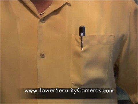Spy Cam Pen - 4gb Spy Pen video