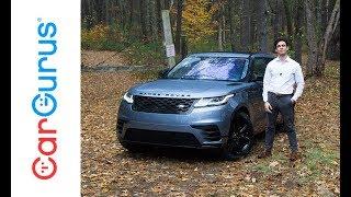 2018 Land Rover Range Rover Velar | CarGurus Test Drive Review