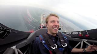 Flying An Extra 300L Stunt Plane With Jeff Boerboon