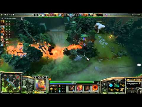 The International 3 East Quali - GS2 LB - Rattlesnake vs Vici Gaming Game 2