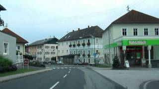 Driving from Czech to Linz, Austria