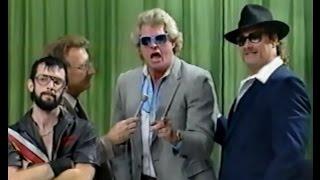 Download Lagu CWA Wrestling - 10/8/1988 (Complete WMC TV 5 Memphis airing) Gratis STAFABAND