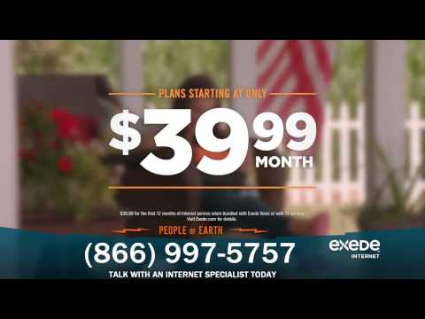 Unlimited Satellite Internet | Exede Internet | (866) 997-5757