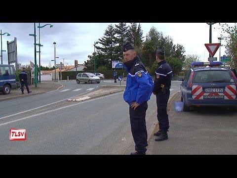 Luçon : la gendarmerie resserre le lien avec les élus