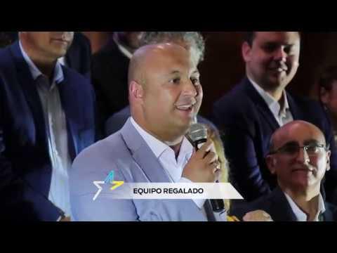 PRESENTACION CANDIDATURA DE COALICIÓN CANARIA DE GRANADILLA DE ABONA 2019  #EQUIPOREGALADO