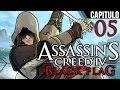 "Assasins Creed IV Black Flag con ALK4PON3 I Ep. 5 I ""Descubriendo el Mapa"""