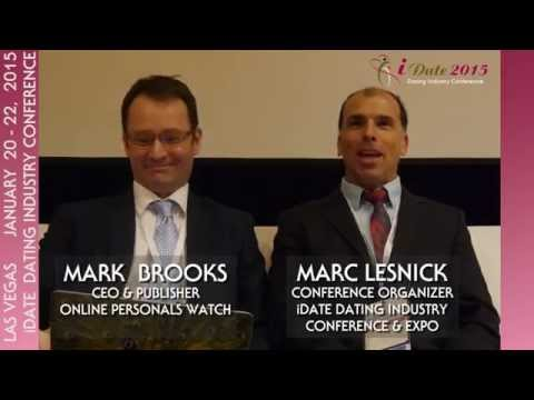 iDate 2015 : Post-Conference Review with Marc Lesnick & Mark Brooks at the 40th Industry Event