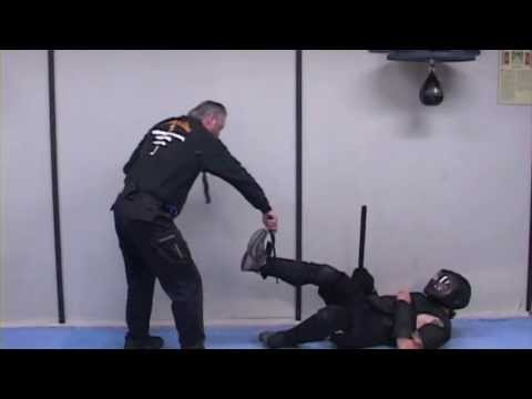 Tactical Baton Police Fighting Techniques - Destroy Armed Attacker - NSI Tacoma Washington Image 1