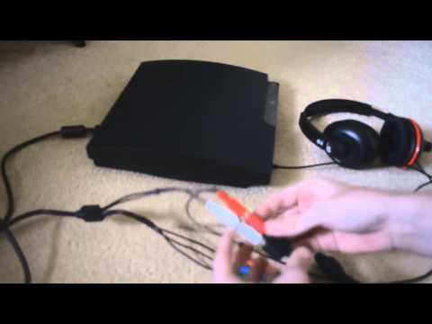 How to set up a Turtle Beach Headset with an Elgato on PS3