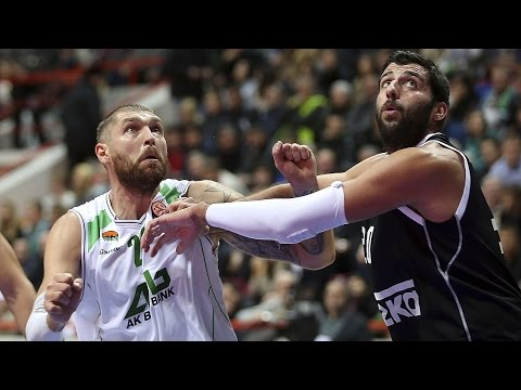 Highlights: Unics Kazan-Real Madrid