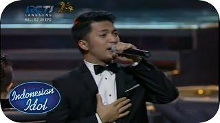 DELON & IDOL ALL STAR - SEMUA KARENA CINTA - The Grand Final - Indonesian Idol 2014
