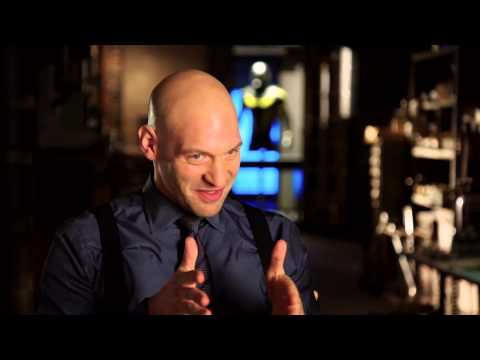 "Ant-Man ""Yellow Jacket"" Official Movie Interview - Corey Stoll"