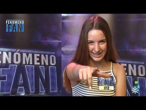 Fenómeno Fan (T2) | Elena, 14 años - Los Palacios y Villafranca (Sevilla)
