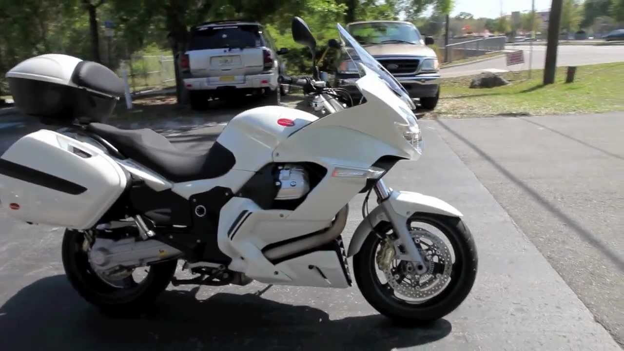 2012 Moto Guzzi Norge 1200 GT at Euro Cycles of Tampa Bay ...