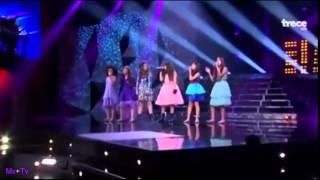 Divas De La Academia Kids Lala - Natural Woman - Concierto 9